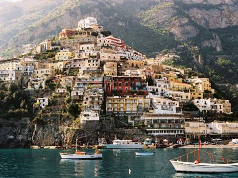Amalfi Coast Bella Italia