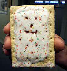 Pop Tart from The Foodie Museum Tarts Like Us Too ;-)