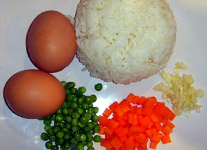 egg-fried-rice-ingredients