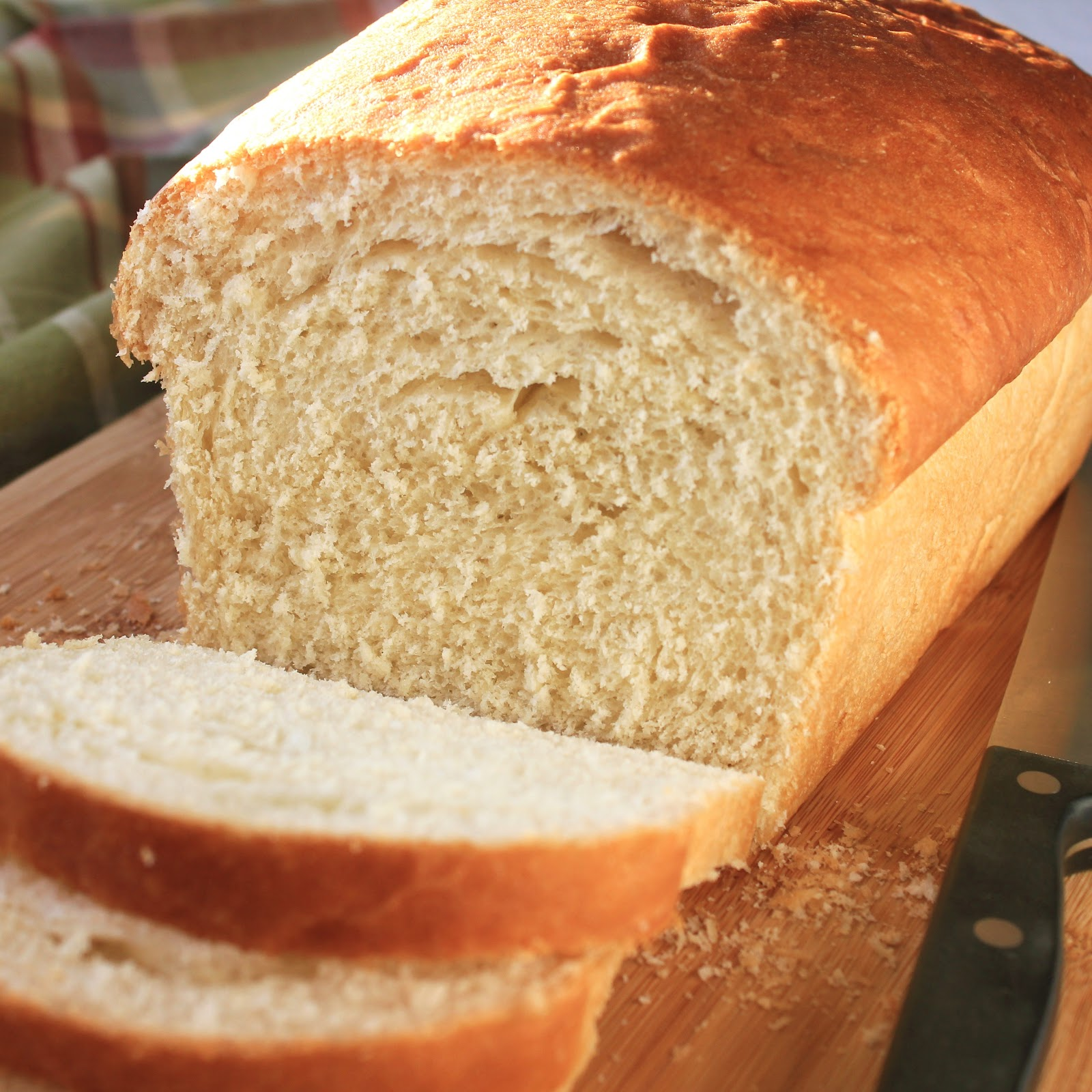 Guest Chef Wednesday! Peg's Amish White Bread: Uncomplicated ...
