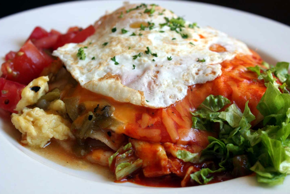 Breakfast-Enchilada