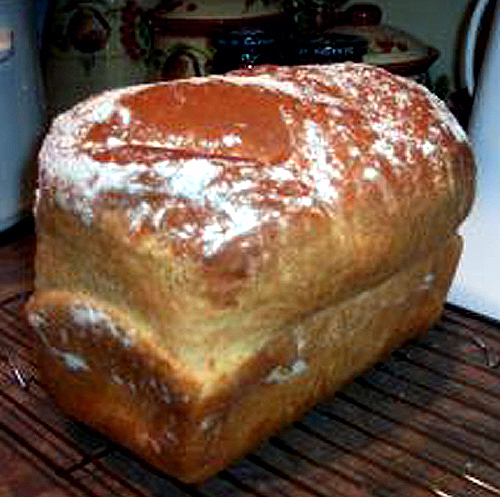 Cottage Cheese Bread2