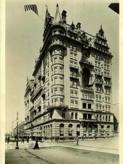 The Waldorf, 1893