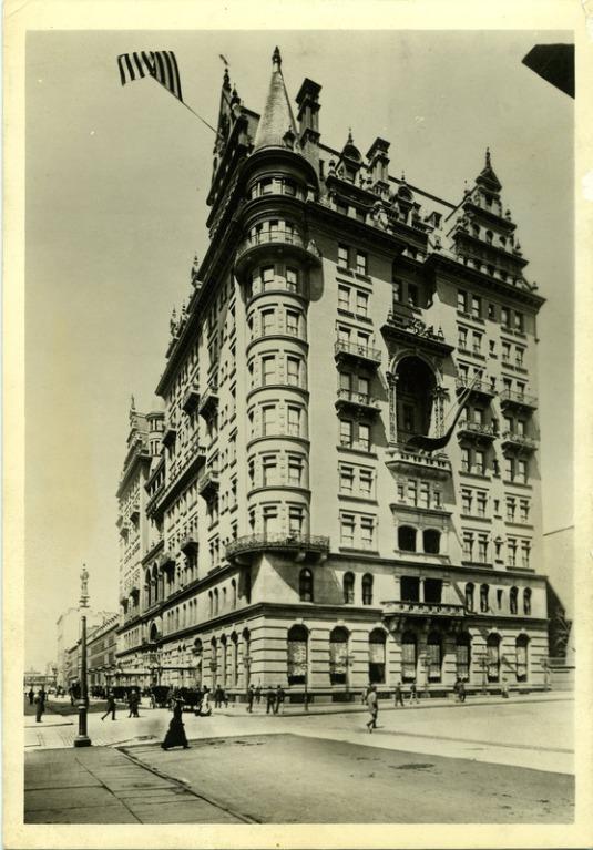 The Waldorf, 1893