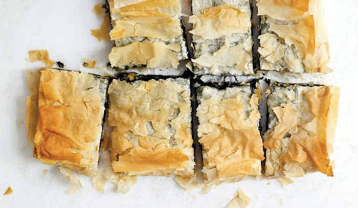 0911p128-spinach-pie-goat-cheese-raisins-pine-nuts-hp