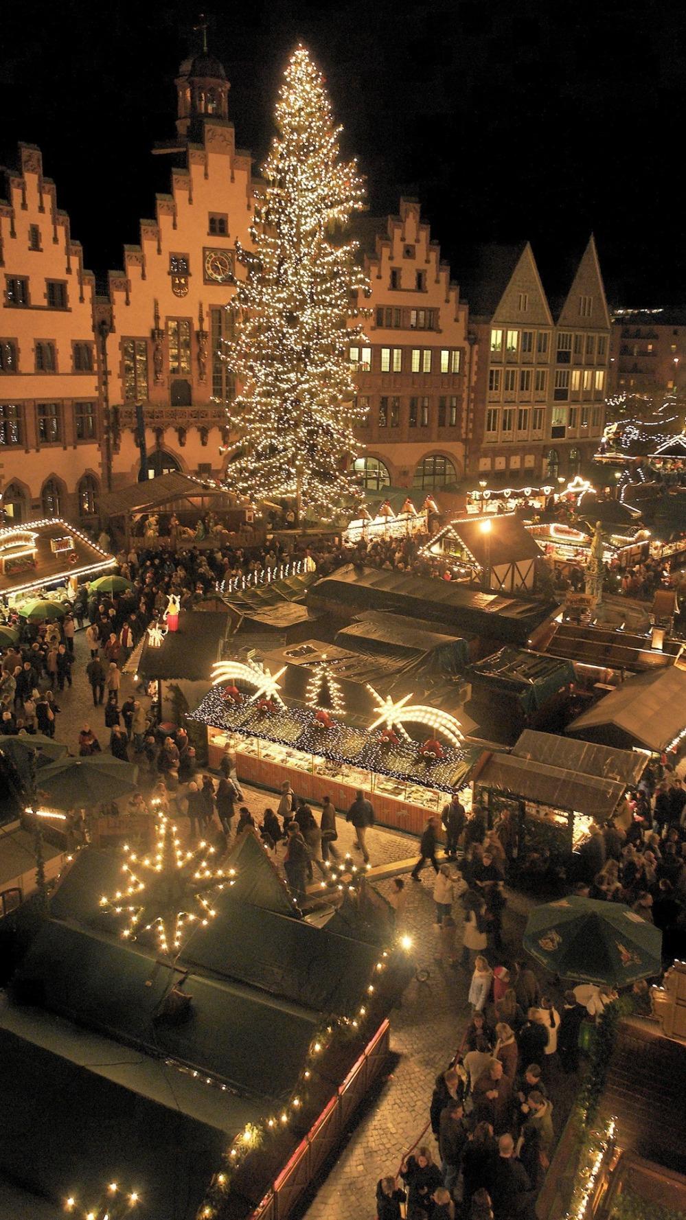 frankfurt-christmas Germany PS Mashables