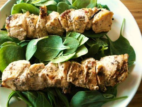 Alabama-Style Grilled Chicken